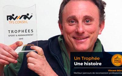L'âme des Trophées : Vincent Boury