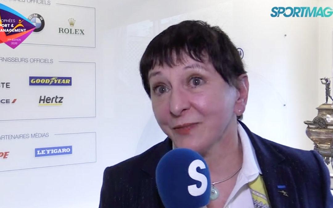 Docteur Dominique Hornus-Dragne – Lauréat ACS RSE/RSO