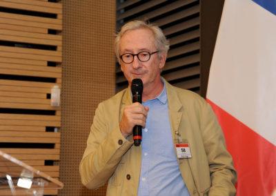 Franck RIBOUD (Président du CA Danone)