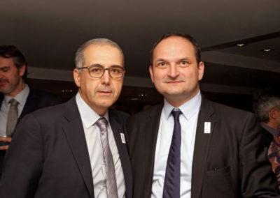 Jean-Luc SADIK (Président TPS Conseil) - Régis JUANICO (Député de La Loire)