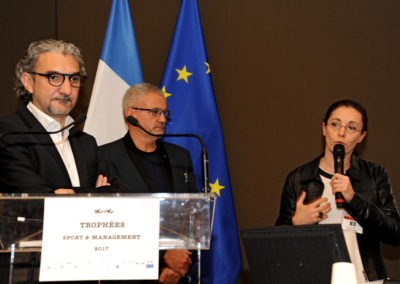 Laurent JAOUI - Laëtitia OLIVIER (FDJ) - Philippe BANA (ASDTN)