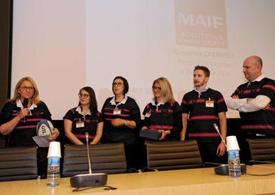 L'équipe de la MAIF - Solutions Financières