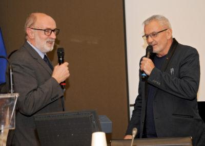 Pierre YOU (Président de la FFME) - Philippe BANA (ASDTN)