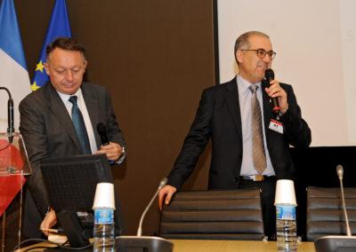 Thierry BRAILLARD (Secrétaire d'État aux Sports) - Jean-Luc SADIK (Président de TPS Conseil) 1