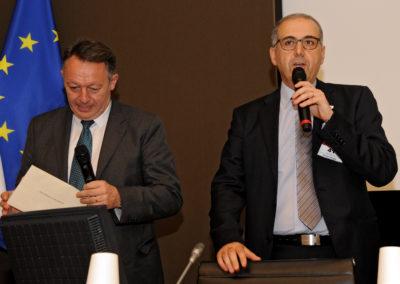Thierry BRAILLARD (Secrétaire d'État aux Sports) - Jean-Luc SADIK (Président de TPS Conseil) 2