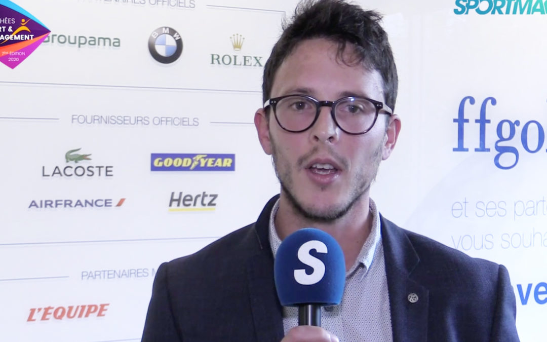 Benoît Guillaume – Lauréat ACS Management
