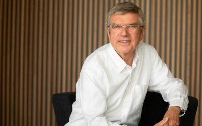 le Président du CIO, Thomas Bach, écrit au mouvement olympique sur le thème : olympisme et coronavirus