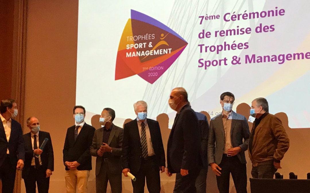Sport Buzz Business – Le palmarès des Trophées Sport & Management 2020 (replay vidéo)