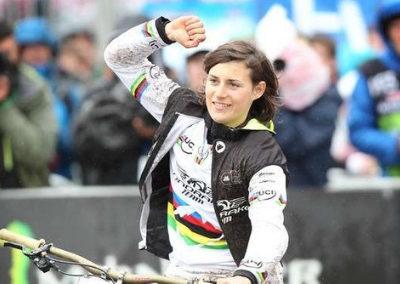 Emmeline Ragot, Cyclisme, (descente VTT)