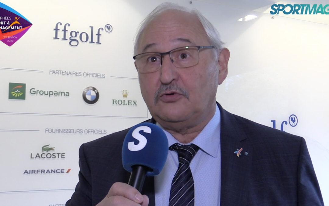 Jean-Paul Omeyer, Vice Président Région Grand EST