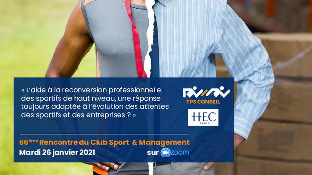 66ème Rencontre du Club Sport & Management