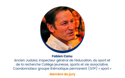 Fabien Canu – Membre du jury
