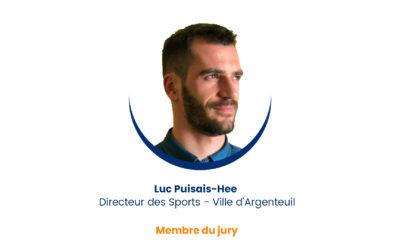 Luc Puisais-Hee – Membre du Jury