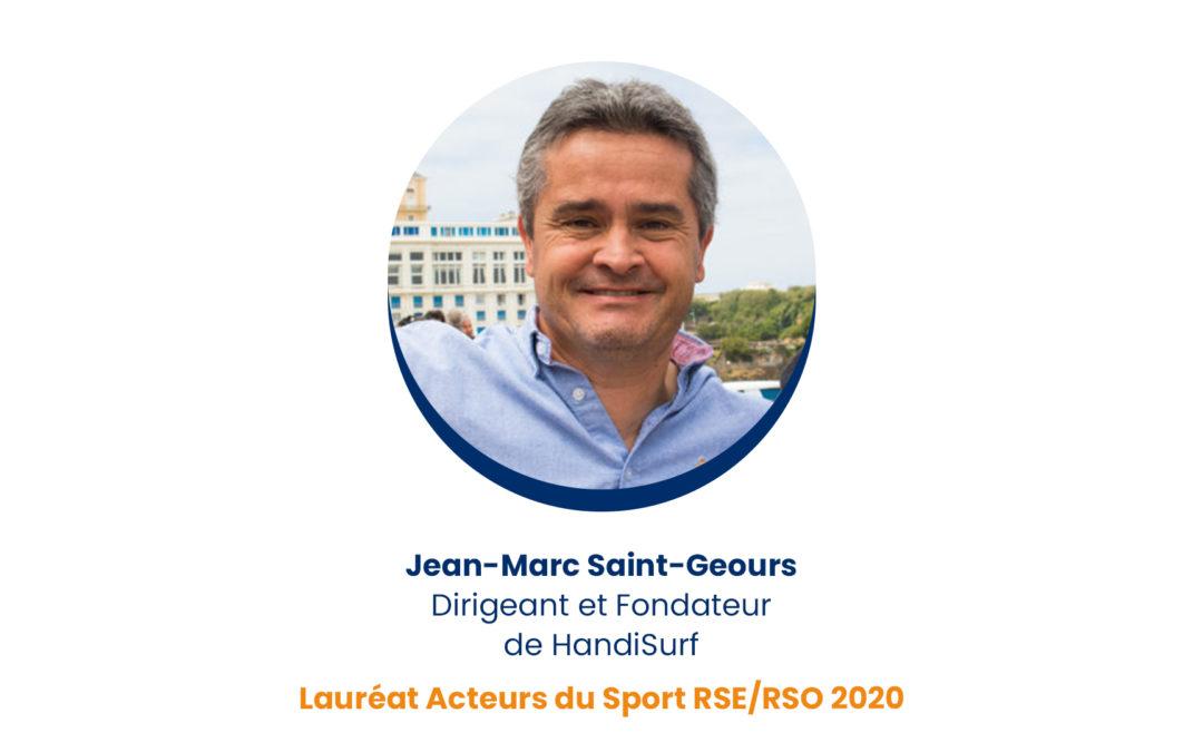 HandiSurf – Lauréat Acteurs du Sport RSE/RSO 2018