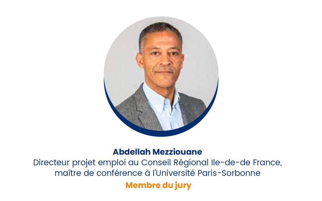 Abdellah Mezziouane – Membre du jury