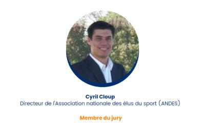 Cyril Cloup – Membre du jury