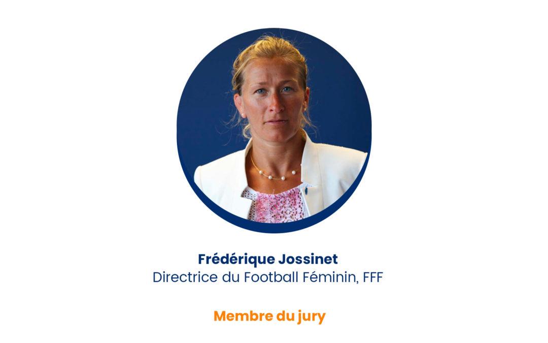 Frédérique Jossinet – Membre du jury