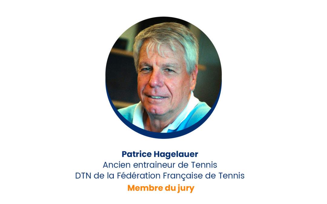 Patrice Hagelauer – Membre du Jury