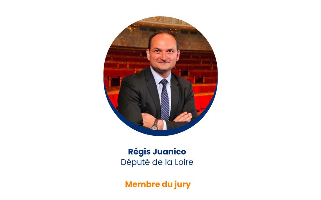 Régis Juanico – Membre du jury