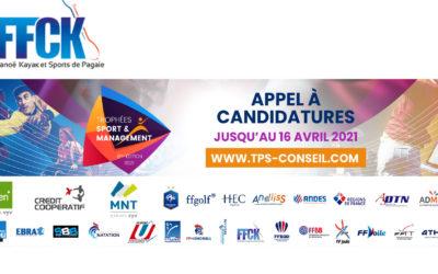 ffck – Candidatez Aux Trophées Sport & Management 2021 – 1 mars 2021