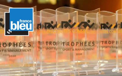 France Bleu – Les candidatures pour les 8e Trophées Sport et Management sont ouvertes – 16 février 2021
