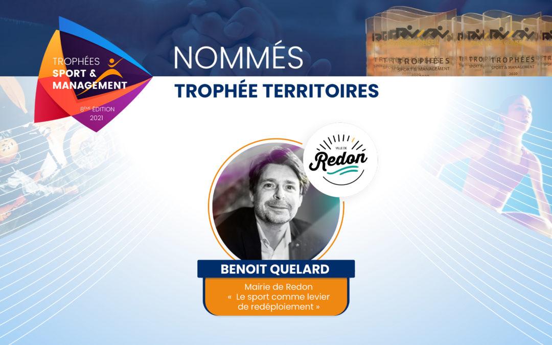 Projet nommés 2021 – Mairie de Redon –  Benoit Quelard