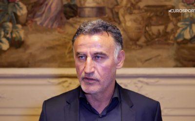 """Eurosport – Christophe Galtier : """"Derrière l'entraîneur, il y a le manager et j'y suis très attaché"""""""